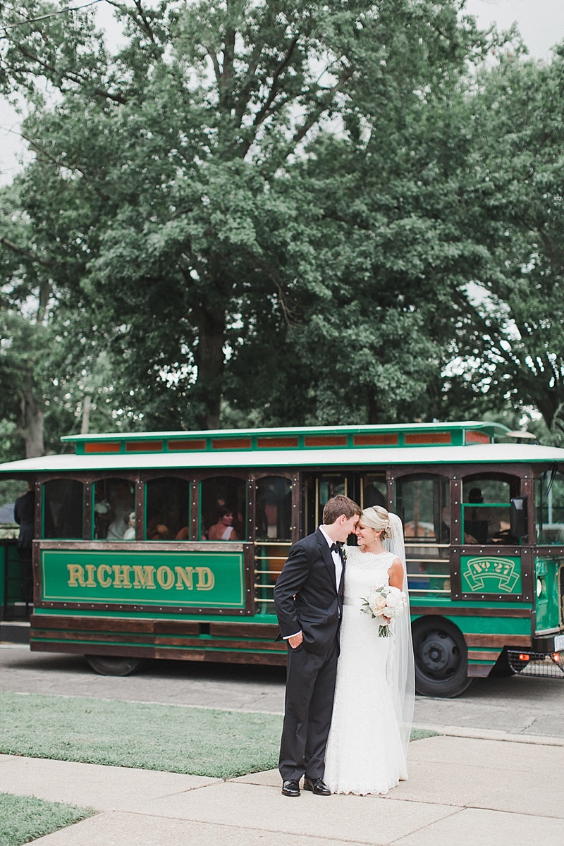Historic mankin mansion wedding