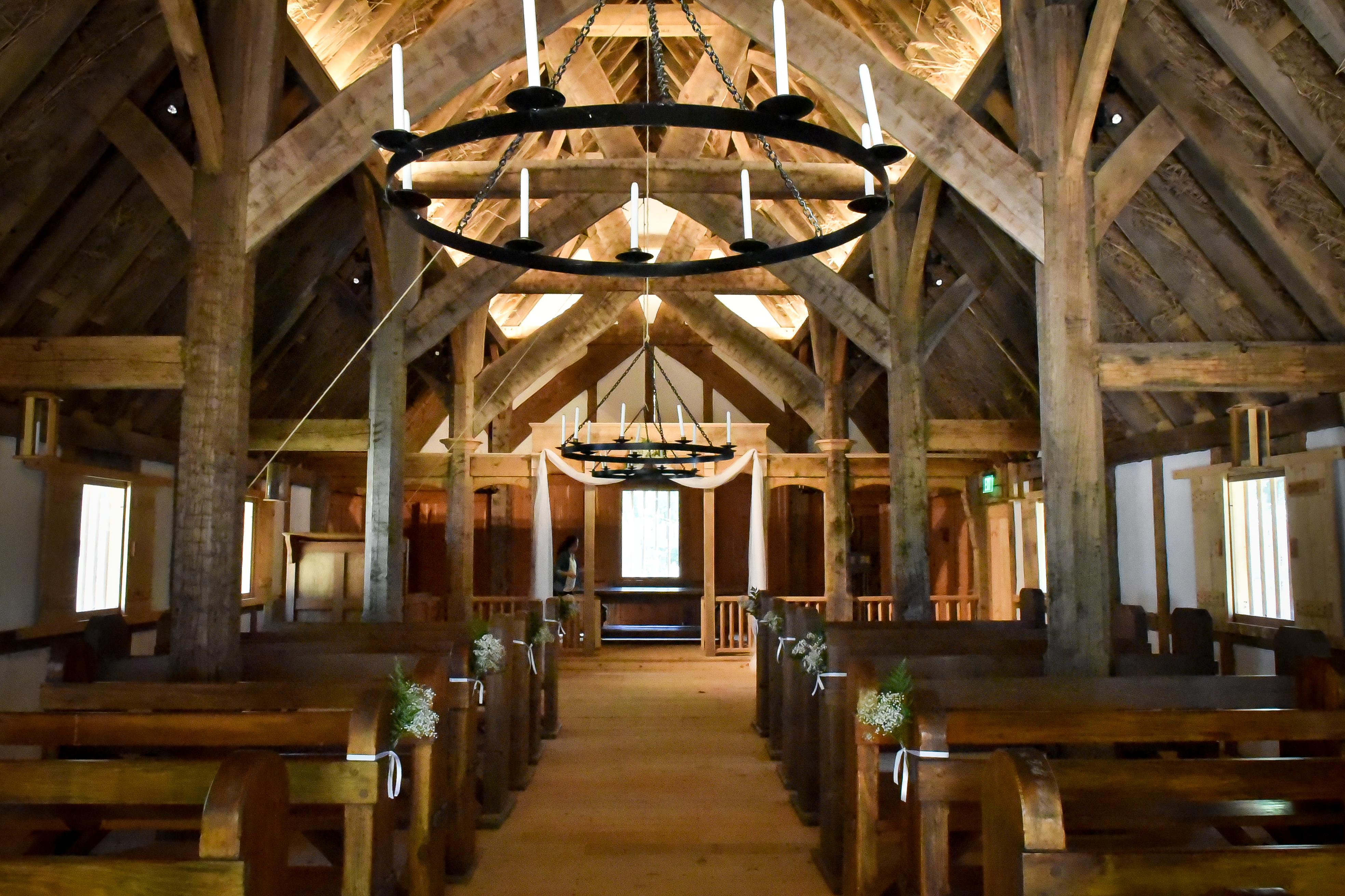 Henricus Historical Park Richmond Wedding Venue