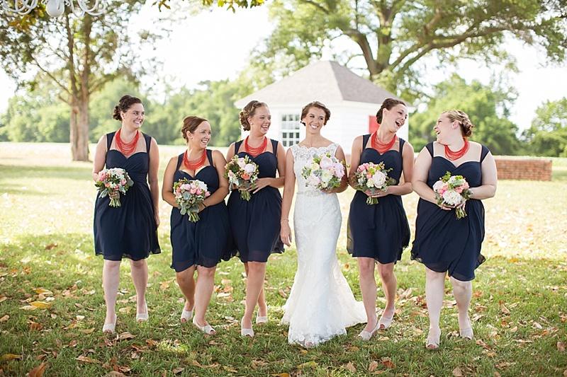 Real Rva Wedding Brittany Bradley Richmond Weddings
