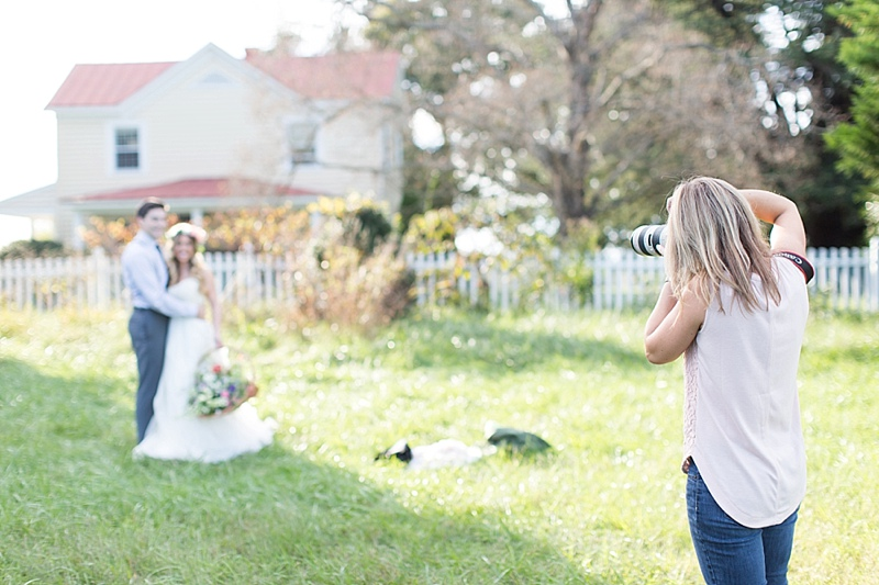Richmond weddings magazine boho chic bride cover shoot behind the scenes photos_0006