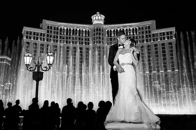 Richmond VA couple's Las Vegas wedding photos_0027