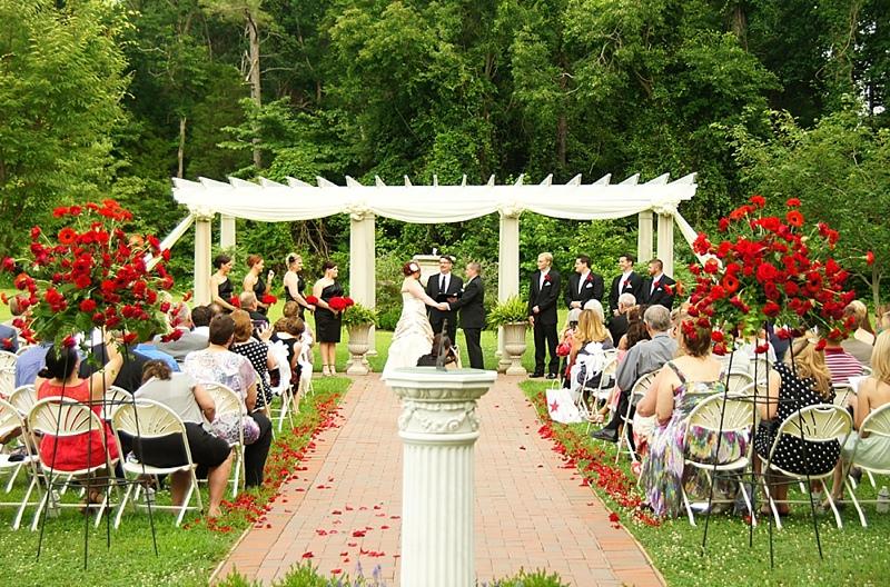 Richmond VA Wedding Venue - Historic Jasmine Plantation