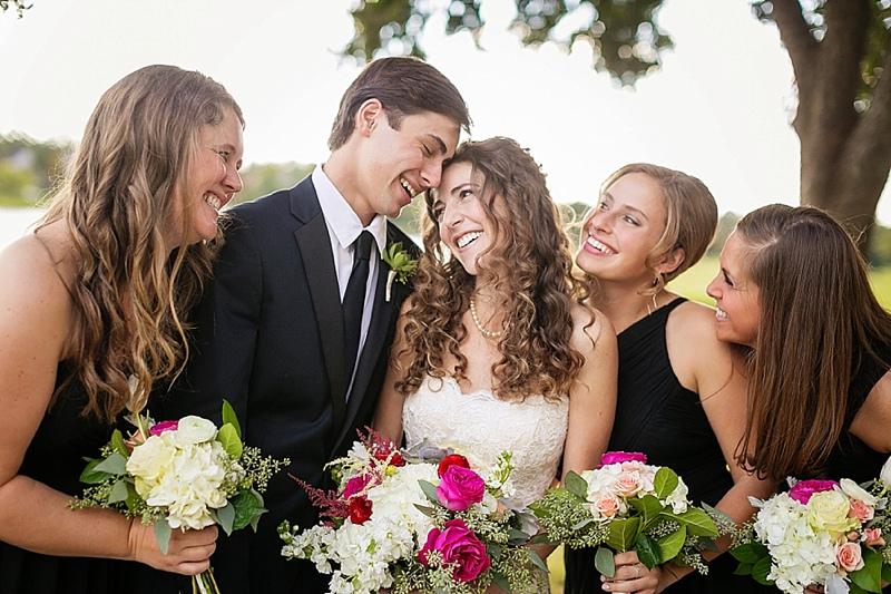 Richmond VA country club Jewish wedding Richmond VA outdoor wedding photos_0011