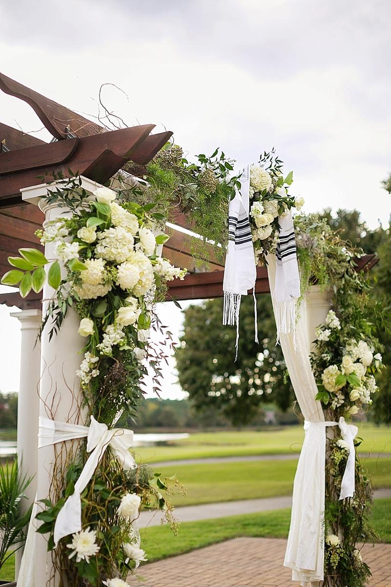 Richmond VA country club Jewish wedding Richmond VA outdoor wedding photos_0014