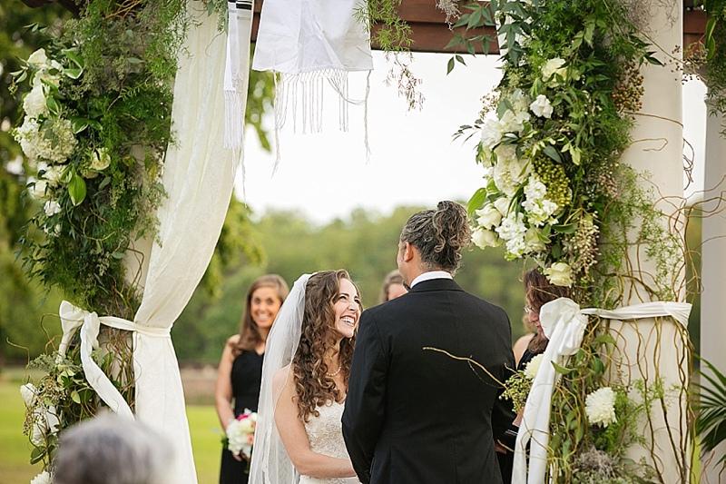 Richmond VA country club Jewish wedding Richmond VA outdoor wedding photos_0018
