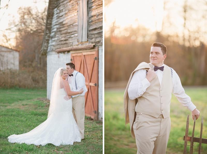 Richmond VA rustic farm wedding photos Fairview Farm wedding photos_0009