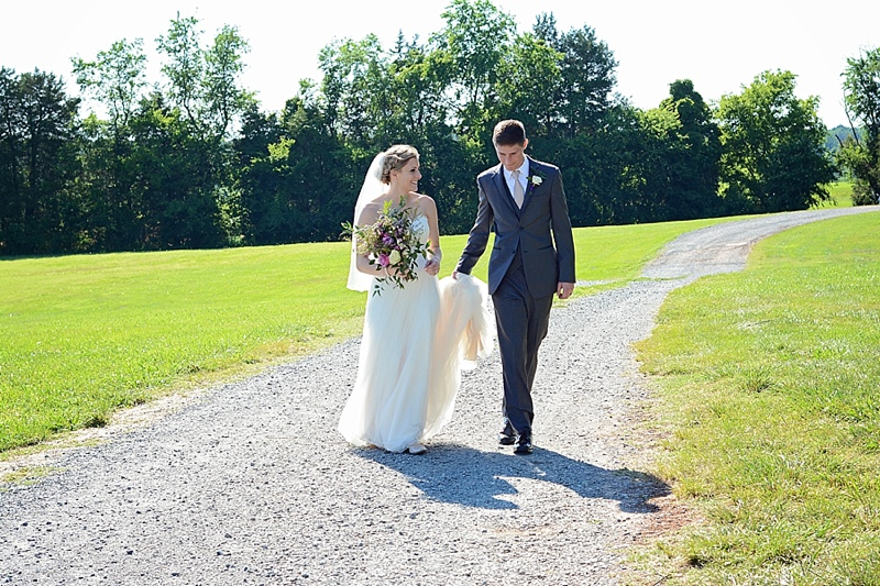 Virginia Barn Wedding photos