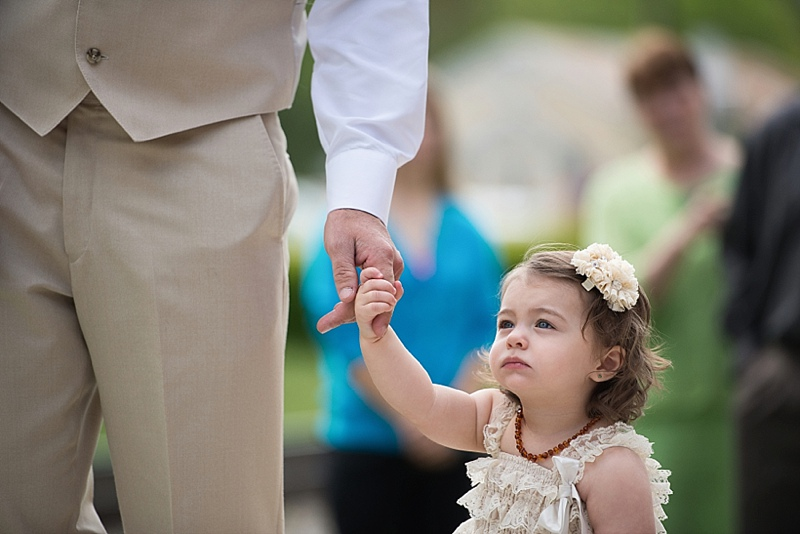 kid-friendly weddings