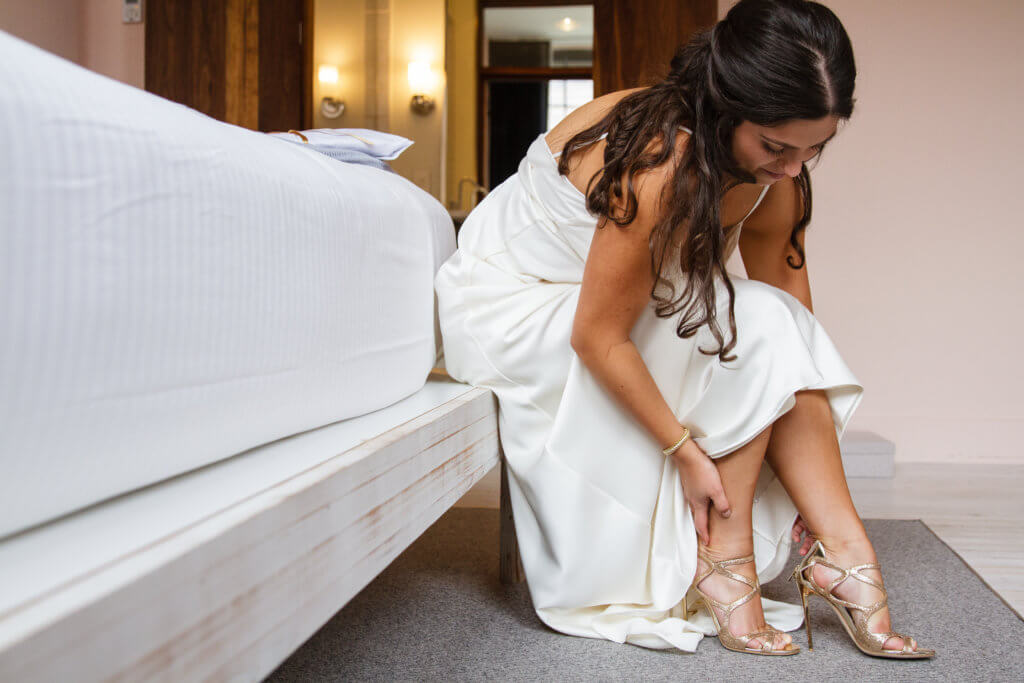 Real Richmond Weddings Sarah Elliot Quirk Hotel