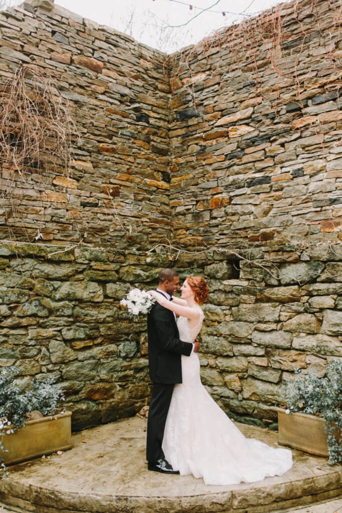 Real Richmond Wedding Jennifer Jasen Mill at Fine Creek