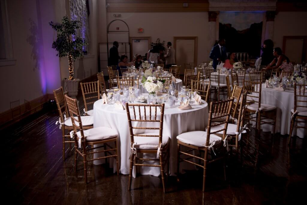 Real Richmond Weddings Brittany Dwight The Renaissance