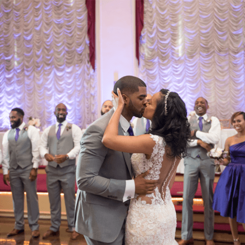 Real Richmond Wedding: Brittany and Dwight at The Renaissance