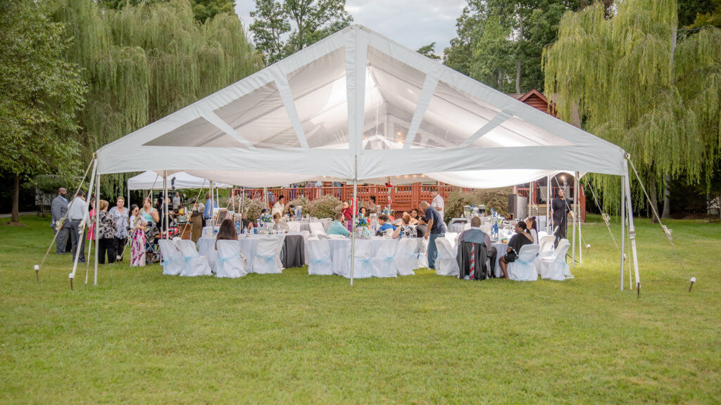 Ashley Honeycutt Is A Tenting Expert At Party Perfect Who Dedicates Her  Time To Making Sure Her Clientsu0027 Outdoor Weddings Are Flawless, Rain Or  Shine.