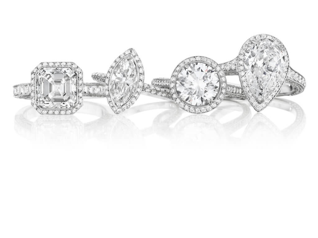 Diamonds Direct Engagement Ring Richmond Weddings