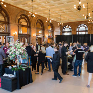 Richmond Weddings networking event at Main Street Station