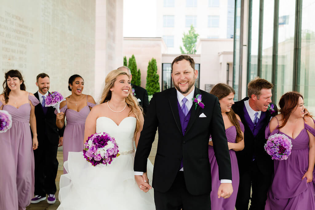 Real Richmond Wedding: Chantel and Jake\'s New Orleans-Inspired ...