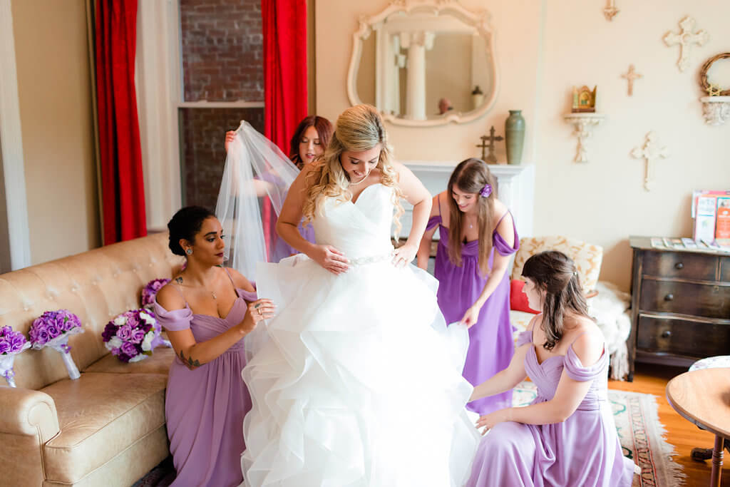 Real Richmond Wedding Chantel Jake Weddings New Orleans
