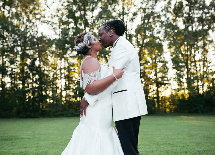 Brandon Shannon Real Richmond Wedding RVA Weddings Seven Springs