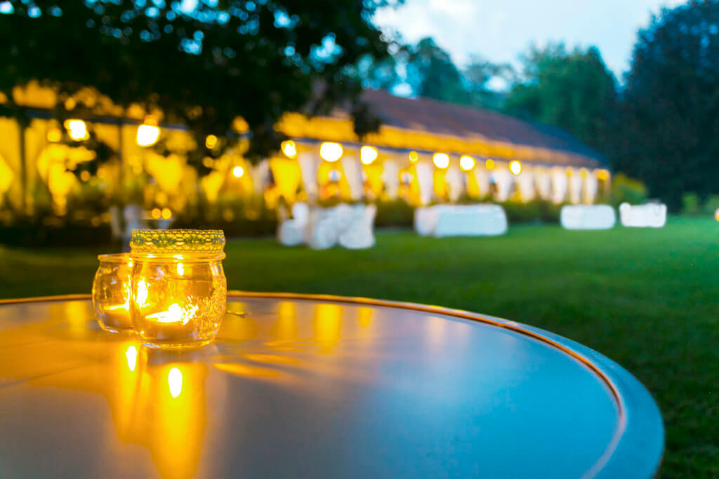 Outdoor Wedding Richmond Weddings Rentals Tents Outside