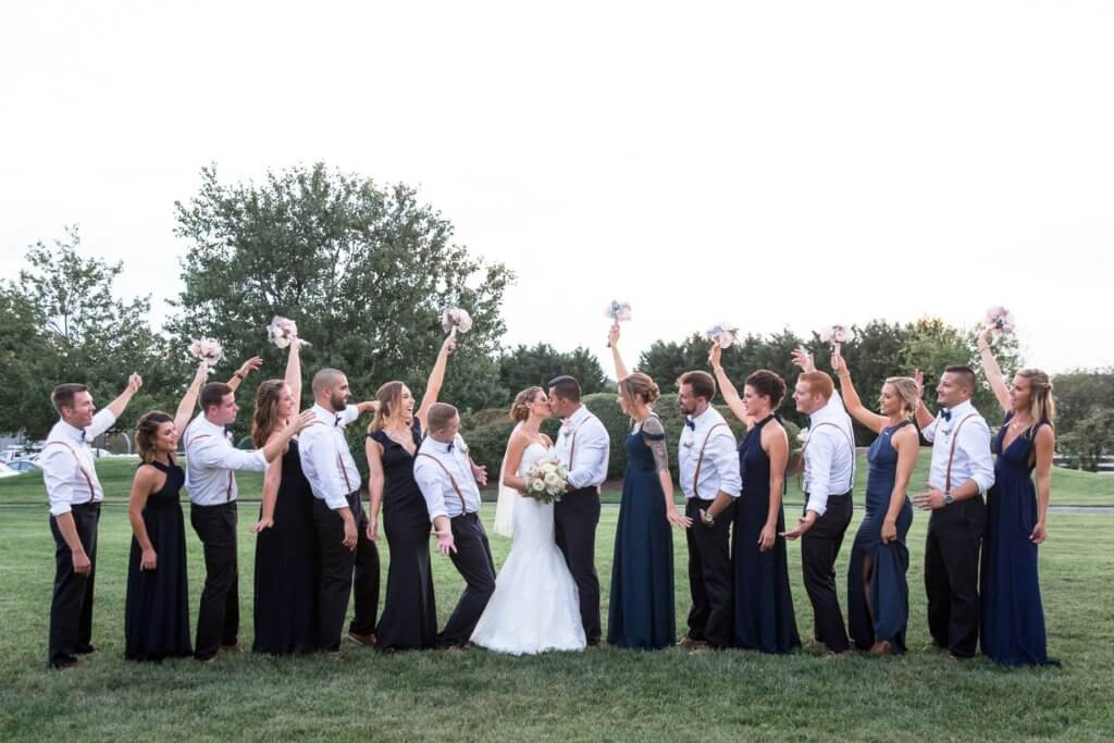 Real Richmond Wedding Elizabeth Andre Family Weddings Inspiration