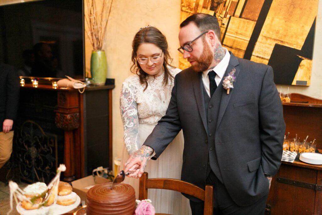 Virginia Ashley Photography Spring Wedding Richmond Weddings Real Tattoov