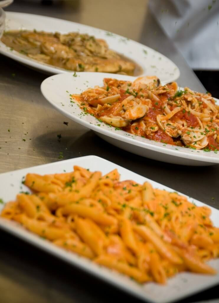 Roma Restaurant Catering Richmond Weddings Food Italian