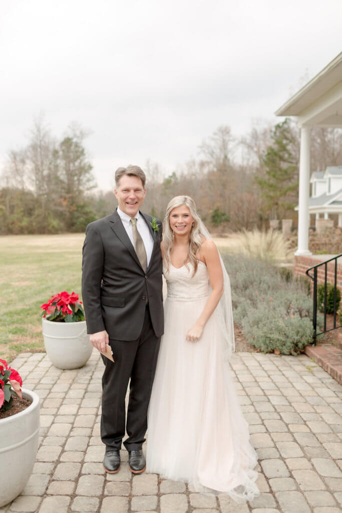 Abbey Tyson Winter Richmond Weddings