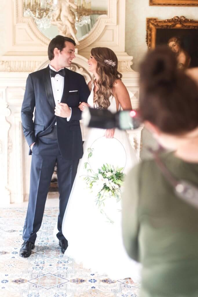 Richmond Weddings Behind the Scenes Magazine Cover