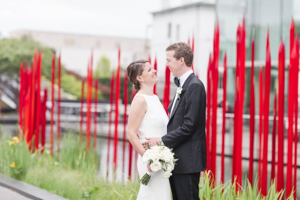 Real Richmond Wedding Museum Adriane Conor Weddings