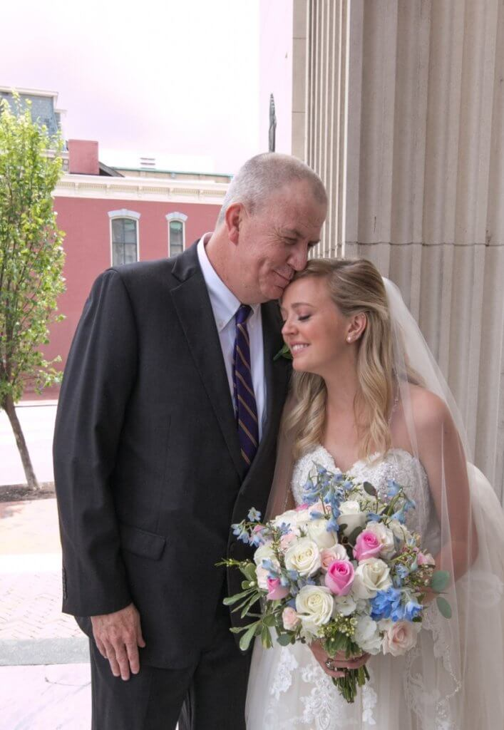Real Richmond Wedding Katie Drew Jefferson Weddings