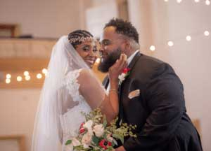 Real Richmond Wedding: Quinnchel and Larry at The Renaissance
