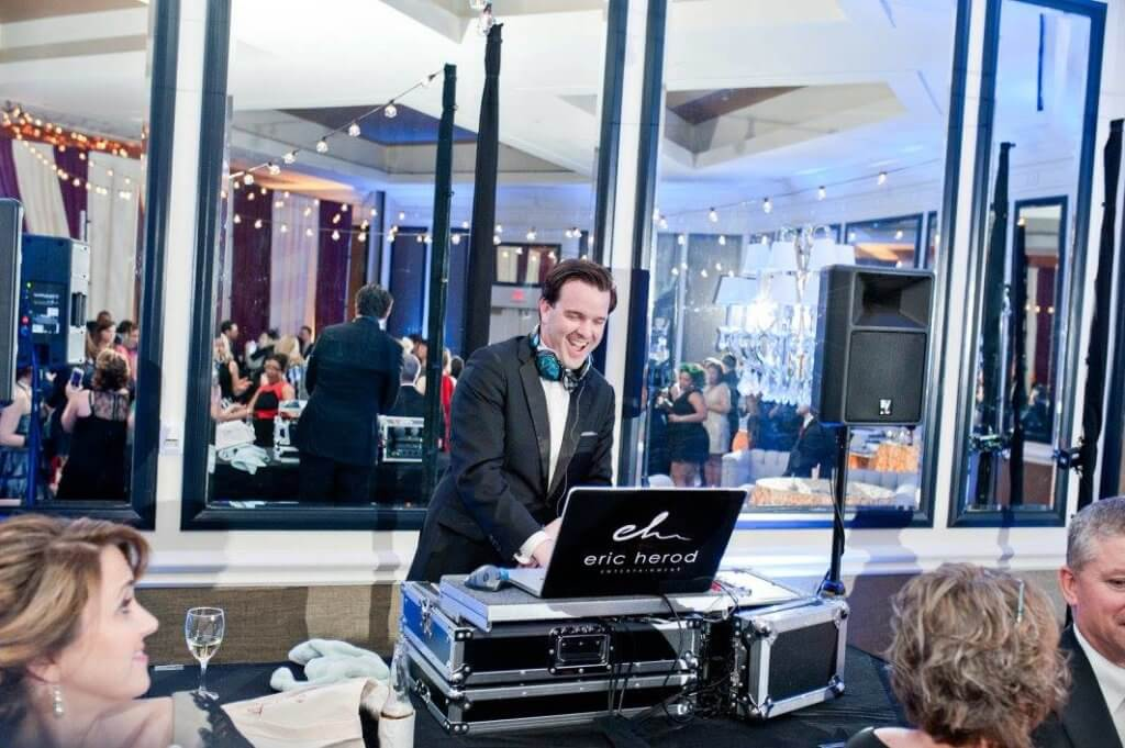 Eric Herod Entertainment Richmond Weddings DJ