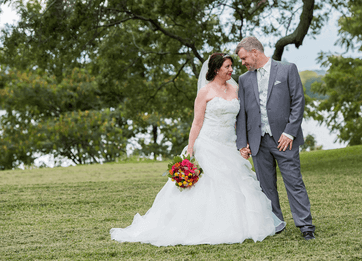 Real Richmond Weddings Sonia Brian Summer Wedding