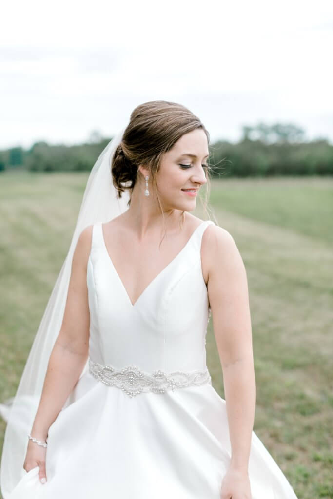 Anne Bradley Real Richmond Wedding Southern Classic