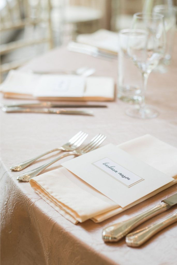 MC Robbie Real Richmond Weddings Melissa Desjardins Blush