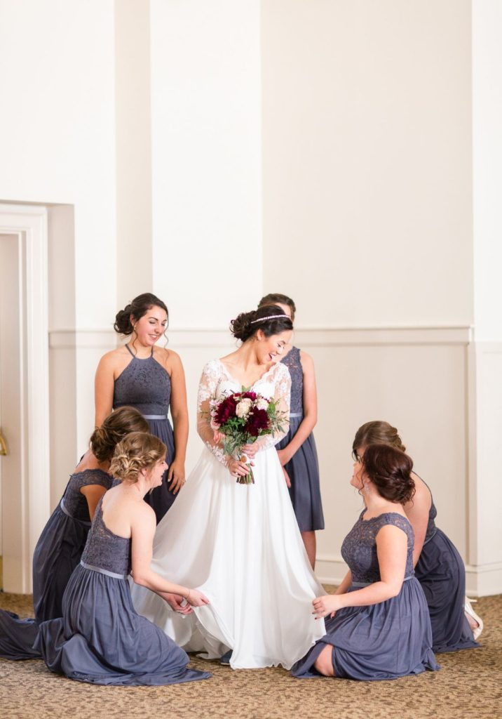 Real Richmond Wedding JMU Emily Brandon Weddings