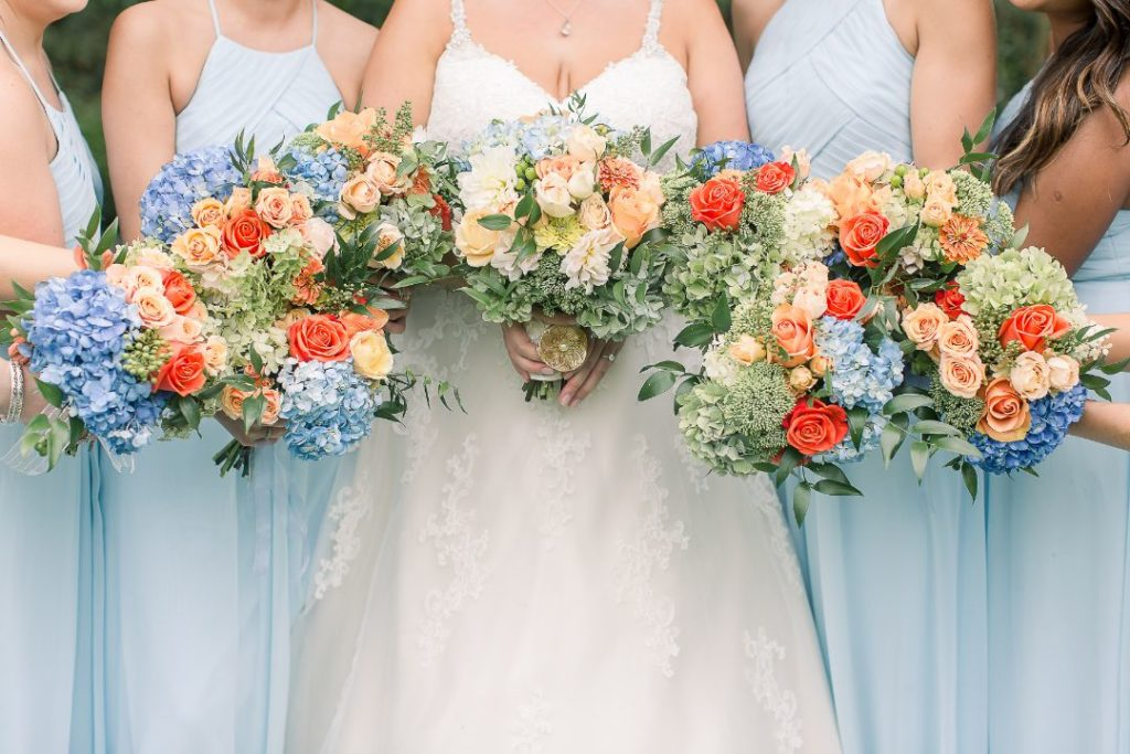 Richmond wedding kim moody design flowers seasonal floral trends designing