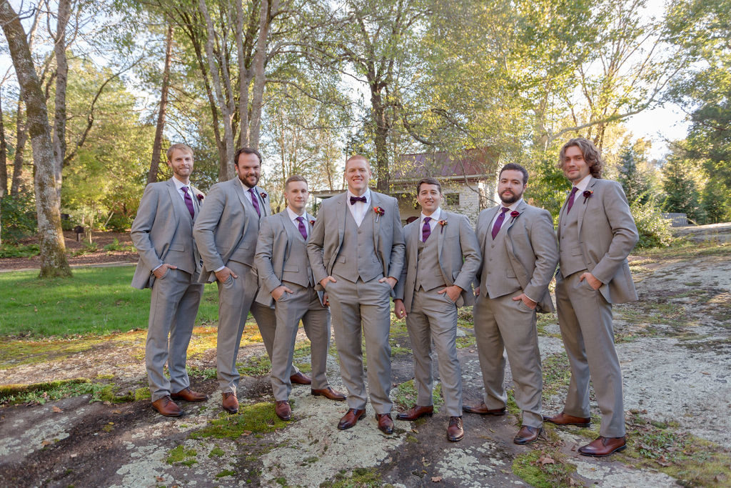 Real Richmond Wedding Stephanie Sean Weddings Love Autumn