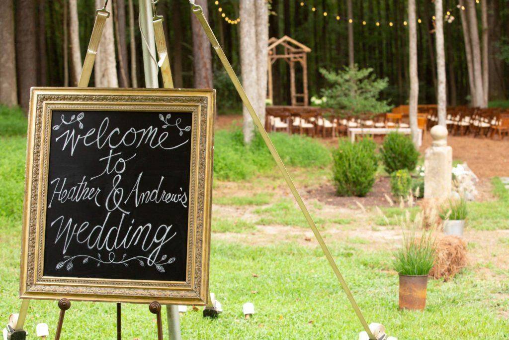 Real Richmond Wedding Heather Andrew Rustic Weddings