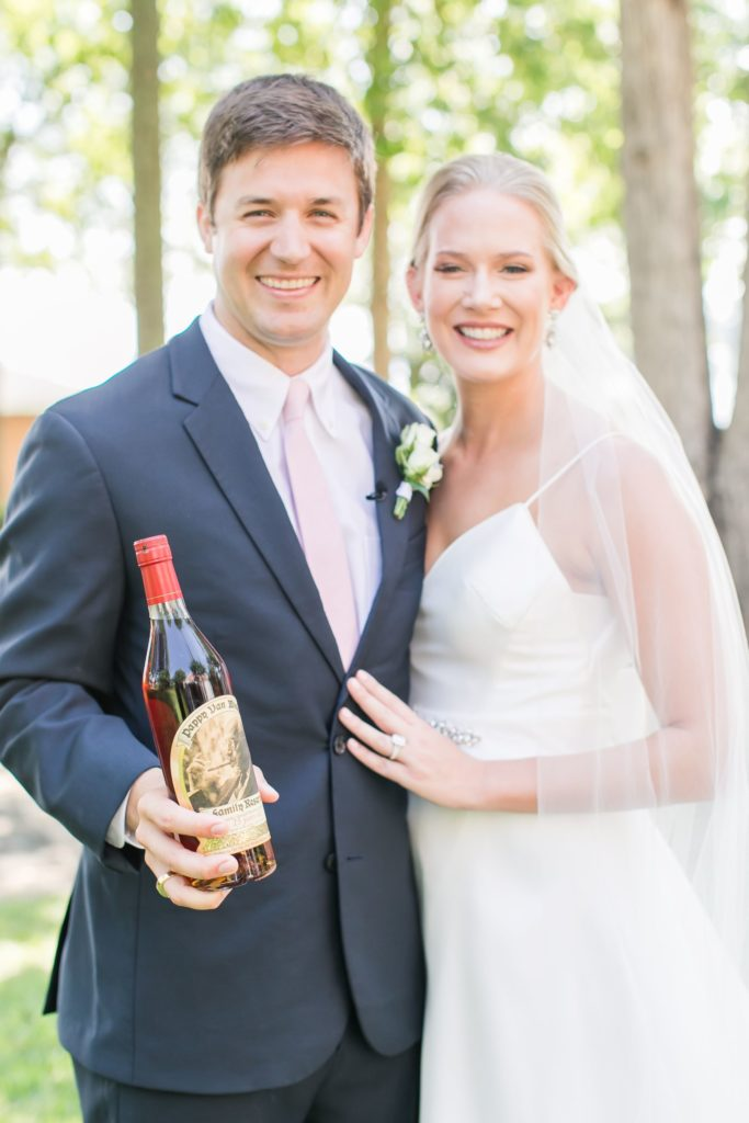 Molly Barker's Real Richmond Wedding family tradition farm view personal