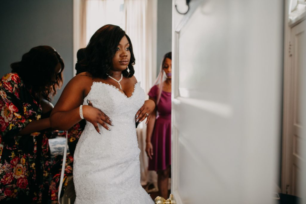 Essence Manuel Real Richmond Wedding Historic Mankin Mansion Tropical Weddings
