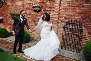 Essence Manuel Real Richmond Wedding Historic Mankin Mansion Tropical Weddings