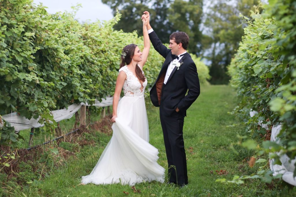 angela brian's real richmond wedding hurricane florence september dreams