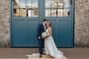 Jessica Garrett Real Richmond Wedding local cidery whimsical