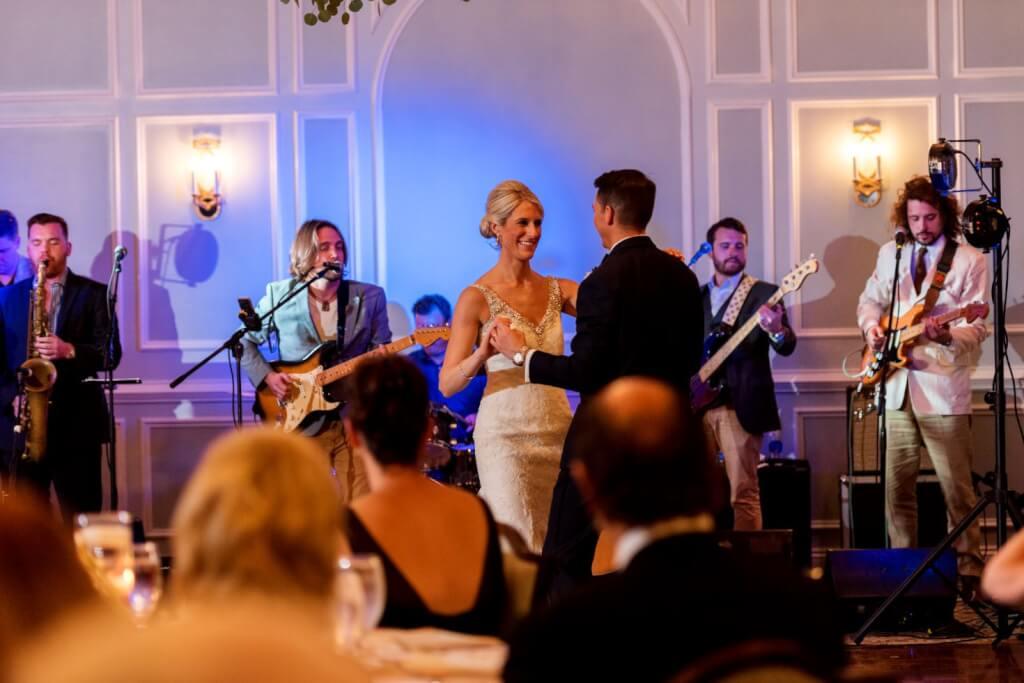 matthew davey bow tied weddings dj band right fit richmond wedding