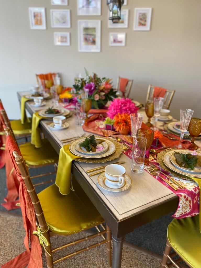 classic party rentals of virginia richmond weddings