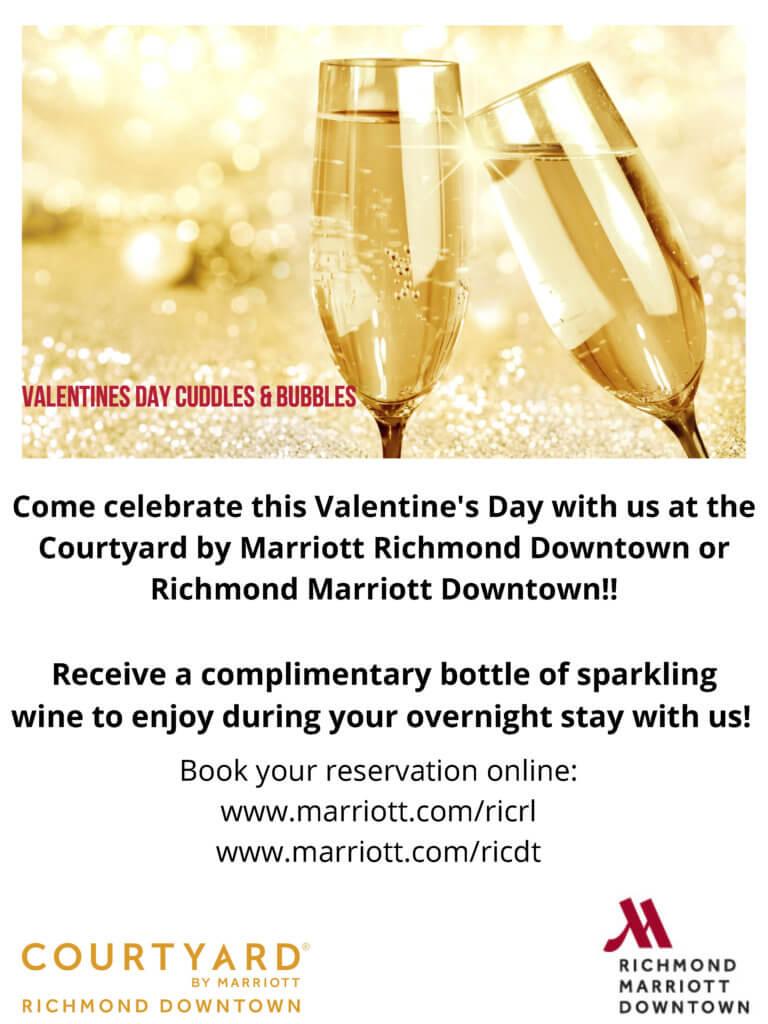 Marriott Valentines Day 2021