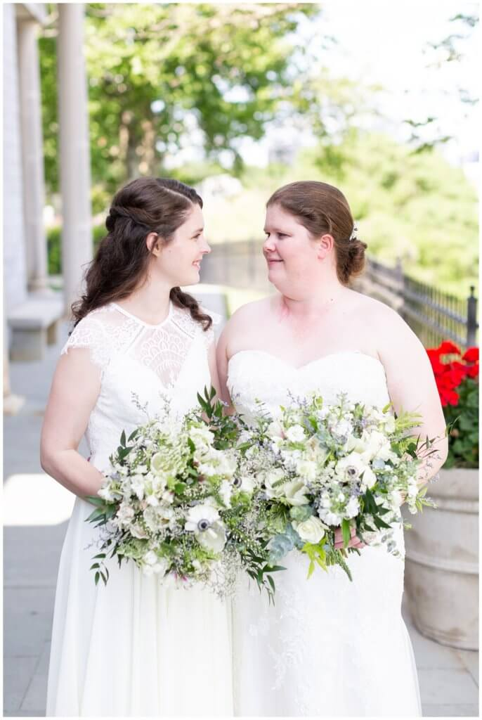 Real Wedding Emily - Heather - Brett Denfeld Photography
