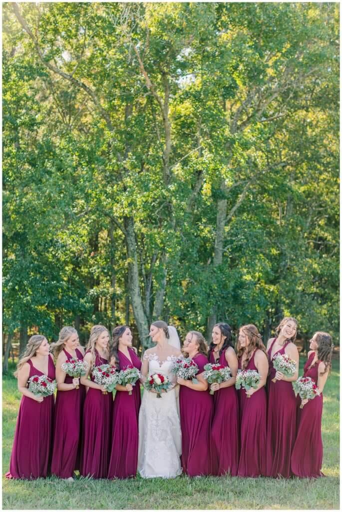 Real Wedding Scarlet-Christian Ashley Eagleson Photography
