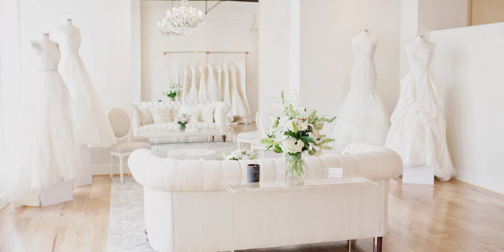 Fall Sample Sale at Annalise Bridal Boutique